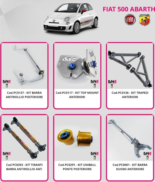 DNA Racing Abarth Fiat ���� ­��� ������ �ȡ������С� ���ȥ�åȥС� �����С��ץ졼�� ���ѥ��ڡ�����