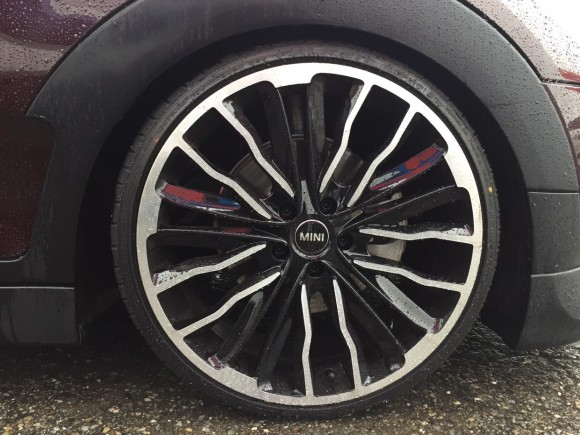 mon mini BMW F54 ����֥ޥ�clubman���ۥ����롡20���֥�å����ݥ�å���