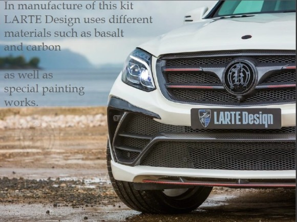 Larte GLE Front right, ��롼�Ʊ��ե���