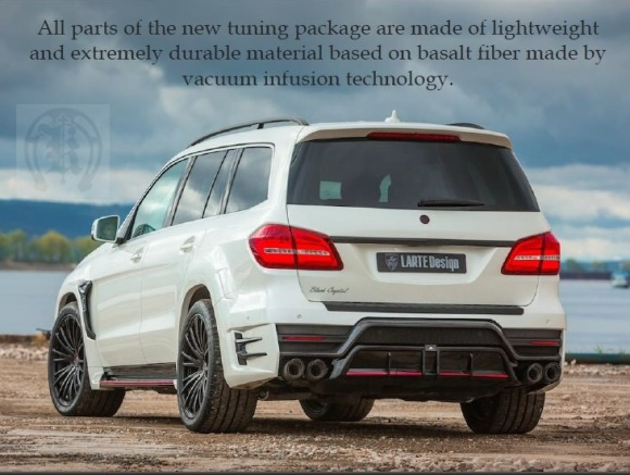 Larte GLE Rear View ��롼�� �ꥢ�ɥ� ��¦