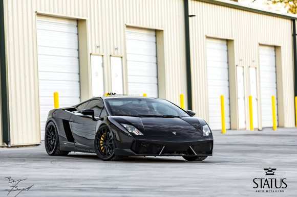 Gallardo front  view ADV15 MV1